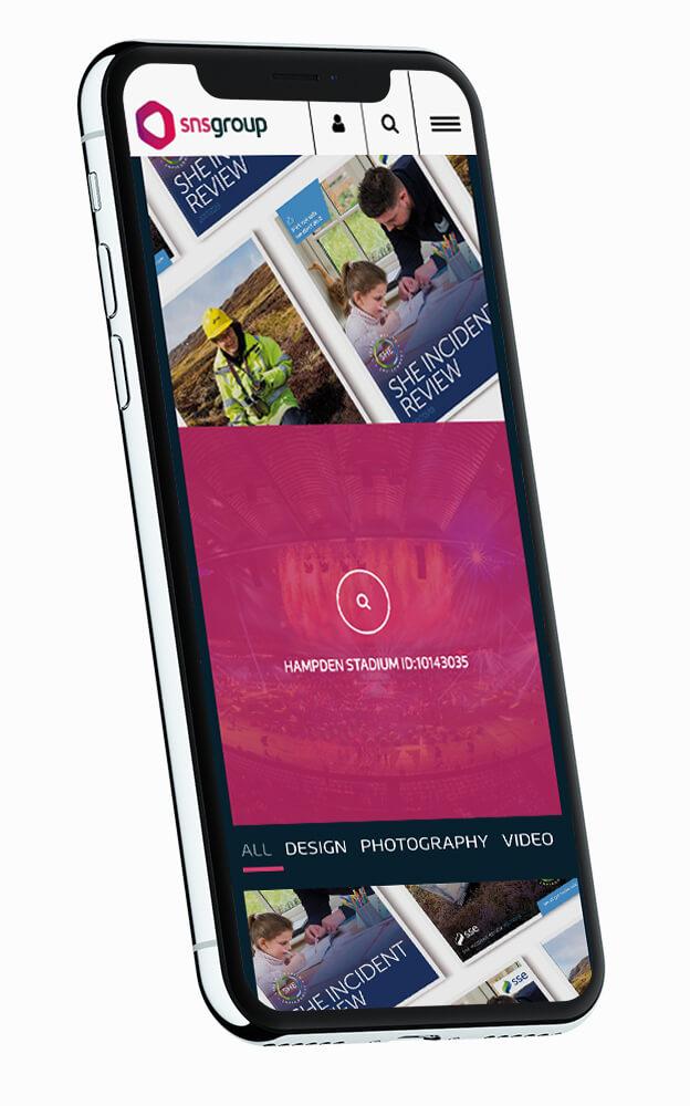 sns website mobile design Boca